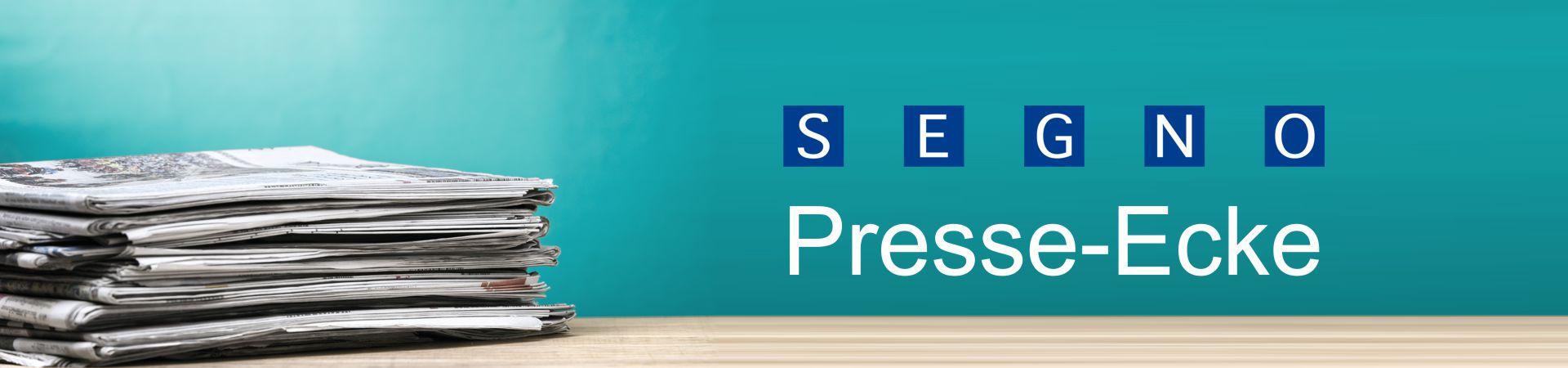 Aktuelle SEGNO Pressemitteilungen